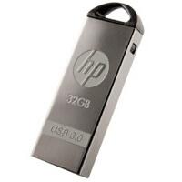 [大部分地区包邮]惠普(HP) X720w 32G 银色迷幻 3.0 32GB U盘 银色金属外观 无盖设计 推荐 优