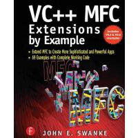 【预订】VC++ MFC Extensions by Example