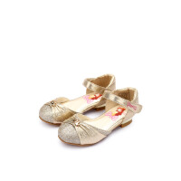 【双12狂欢秒杀价:59元】迪士尼Disney童鞋春秋女童时装鞋公主鞋FS0310