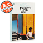 心是孤独的猎手 英文原版 The Heart Is a Lonely Hunter 企鹅经典Carson McCull