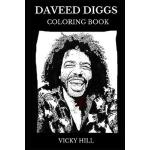 预订 Daveed Diggs Coloring Book: Legendary Grammy and Tony Aw