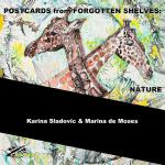 预订 Postcards from Forgotten Shelves: Nature [ISBN:978154480