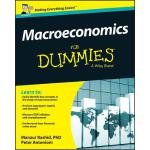 预订 Macroeconomics for Dummies - UK [ISBN:9781119026624]