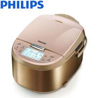 飞利浦(PHILIPS)电饭煲 HD3095 微电脑式电饭煲 柴火烧饭款4L