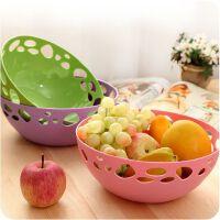 新年春节干果盘 创意干果盒欧式糖果盒盘 干果盆零食盒镂空蔬菜篮