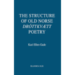 "预订 The Structure of Old Norse ""dróttkv?tt"" Poetry [ISBN:978"