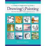【预订】The Absolute Beginner's Big Book of Drawing and Paintin