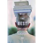 【中商原版】如何成为卓越的大学教师 英文原版 教师用书 What the Best College