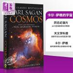 【中商原版】宇宙 英文原版 Cosmos Carl Sagan