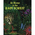 预订 At Home in the Rain Forrest [ISBN:9780881064841]