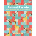 预订 Animal Parade: Adorable Applique Quilt Patterns for Babi