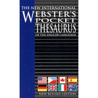 新国际韦氏英语口袋辞典 The New International Webster's Pocket Thesauru