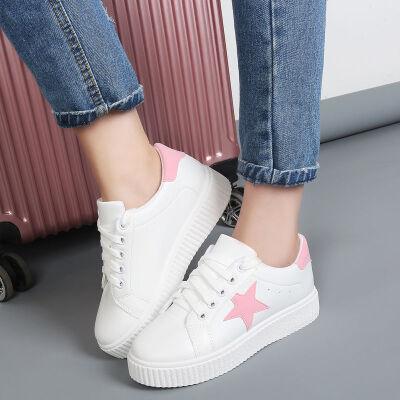 ELEISE美国艾蕾莎新品058-Q91韩版平底鞋女士板鞋