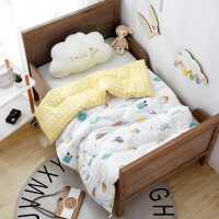 新款幼儿园被芯儿童秋冬宝宝棉被婴儿小被子冬季加厚午睡冬被新生