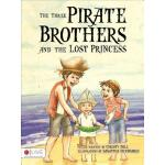 预订 The Three Pirate Brothers and the Lost Princess [ISBN:97