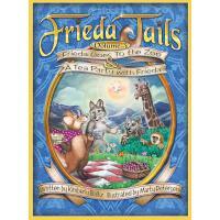【预订】Frieda Tails Volume 3: Frieda Goes to the Zoo & a Tea P