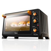Midea美的 电烤箱 MG25NF-AD 二代 25L 家用 多功能烘焙 3D恒温加热