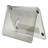 ikodoo爱酷多 macbook air 11.6英寸苹果笔记本保护壳 水晶壳 透灰