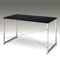 【品牌直供】日本SANWA 台湾制造 100-DESK039BK 高级光感办公桌 桌脚防滑 可无缝拼接 书桌