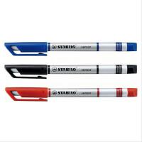 德国思笔乐STABILO 传感乐0.3mm 细水笔 189中性笔 三色可选