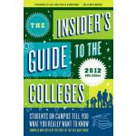 预订 The Insider's Guide to the Colleges [ISBN:9780312672959]