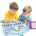 幼儿童点读笔益智早教机中英文学习拼音宝宝有声挂图0-3-6岁玩具