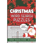 预订 Christmas Word Search Puzzles: Seek and Find Word Circle