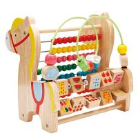 婴幼儿童串珠绕珠大号1-2周岁宝宝玩具 1-3岁 益智力早教6-12个月