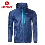 Marmot/土拨鼠运动户外防风透气防泼水神衣轻薄开衫衬衣夹克