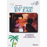 预订 Play Piano by Ear [With CD] [ISBN:9783795755195]