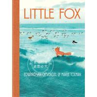 现货 小狐狸 英文原版 Little Fox 儿童精装图画书 绘本 4-8岁 学龄前 友谊 社交关系启蒙