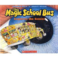 Magic School Bus Explores the Senses 神奇校车-探索感官世界 9780590446