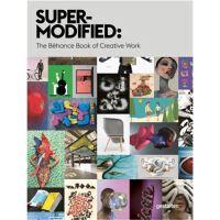 改装创意作品集 英文原版艺术设计 Behance Super Modified