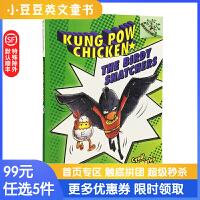 进口英文 Kung Pow Chicken #3: The Birdy Snatchers鸟类掠夺者