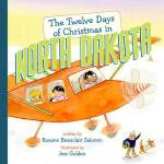 预订 The Twelve Days of Christmas in North Dakota [ISBN:97814