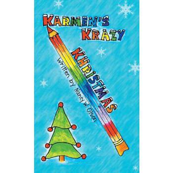 【预订】Karmen's Krazy Khristmas 预订商品,需要1-3个月发货,非质量问题不接受退换货。