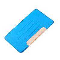 坚达 保护套/壳/ 平板电脑皮套适用于华为M3青春版10英寸BAH-W09 BAH-AL00 皮套 钢化膜 保护膜 钢