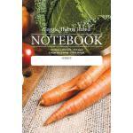 预订 Veggie Theme Ruled Notebook: Perfect for students, write