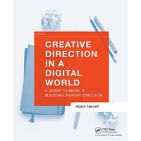 【中商原版】数字世界创意方向:现代创意总监指南 Creative Direction
