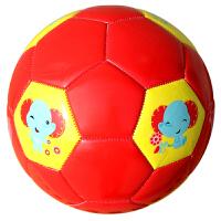 费雪(Fisher Price)运动玩具 儿童足球幼儿园宝宝玩具球18cm F0910