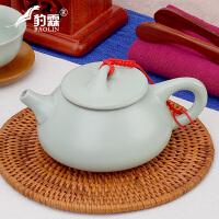 家用陶瓷单壶花小冲茶壶红茶杯泡茶器泡茶壶功夫茶具套装