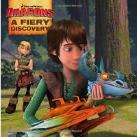 How to Train Your Dragon 2: 8*8 Picture Book: A Fiery Disco