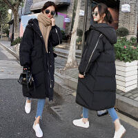 孕后期韩版宽松棉袄秋冬季外套潮孕妇冬装加厚棉衣