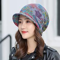 产妇产后可爱秋季用品月子帽产后保暖秋冬女时尚孕妇帽子