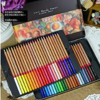 全国包邮  MARCO马可3100彩色铅笔雷诺阿油性彩铅48色套装