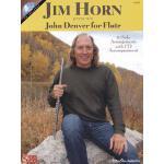 【预订】Jim Horn Presents John Denver for Flute [With CD]