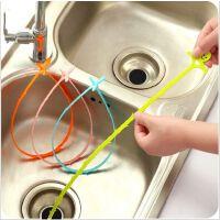 厨房管道疏通钩下水道厕所疏通器 家用水槽排水防堵清洁钩