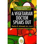 预订 A Vegetarian Doctor Speaks Out [ISBN:9780934252850]