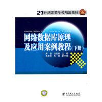 21世纪高等学校规划教材 网络数据库原理及应用案例教程(下册)