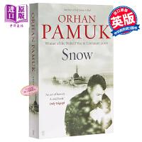 【中商原版】帕慕克:雪 英文原版 Snow Orhan Pamuk FABER & FABER
